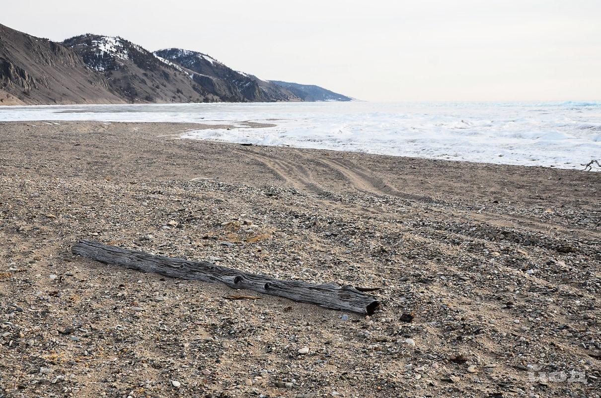 Через Байкал навелосипеде: ветер крепчает   Йод
