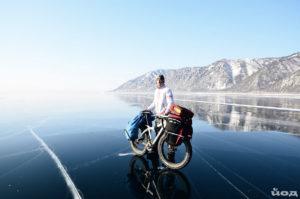 Через Байкал навелосипеде: предпоследний рывок   Йод