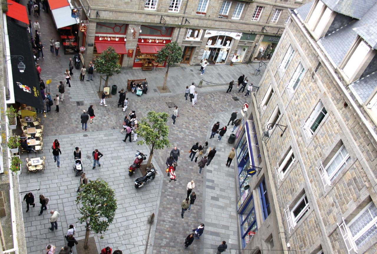 Удивительный город Сен-Мало